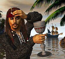 No Rum No Ship No Hat by Fiery-Fire