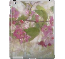 Pretty Pink Blossoms iPad Case/Skin