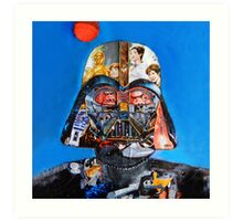 I am not your father Art Print