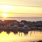 sunrise reflections by Jane-o