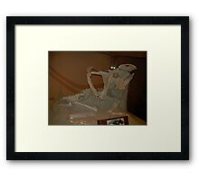 Wonderful Protoceratops Framed Print