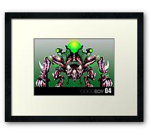 Killborg 04: Good Boy Framed Print