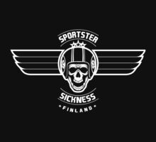 Sportster Sickness - Finland by Jay Williams