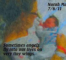 For Barb Callahan & Norah by Deborah Lazarus