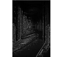 Dark Street Photographic Print