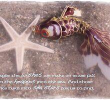 Sea star wishes by Tiffany De Leon