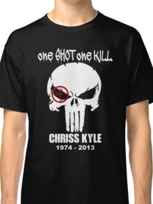 one shot one kill Classic T-Shirt