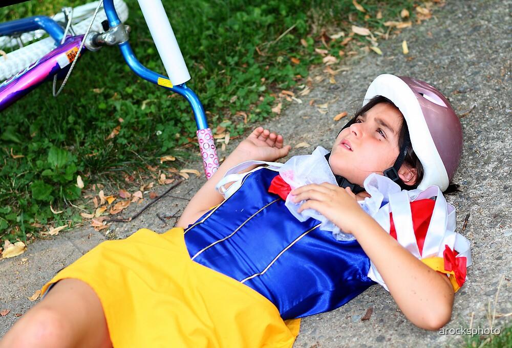 Snow White Portrait by arocksphoto