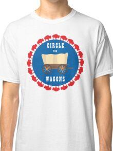 Circle the Wagons - Buffalo Bills Classic T-Shirt