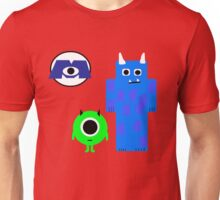 Mike and Sully Unisex T-Shirt