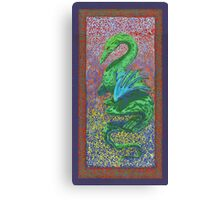 Raphael - Dragon Canvas Print