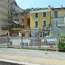 Levanto Houses by joycee