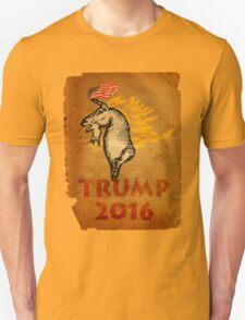 Trump The True Legend. Unisex T-Shirt