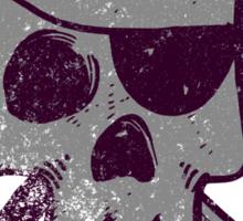 Art Skull Sticker