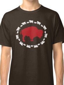 Buffalo Bills - Circle the Wagon Classic T-Shirt