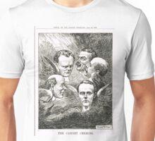 The Cabinet Cherubs Punch Cartoon 1908 Unisex T-Shirt