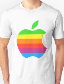 Apple Color iPhone Unisex T-Shirt