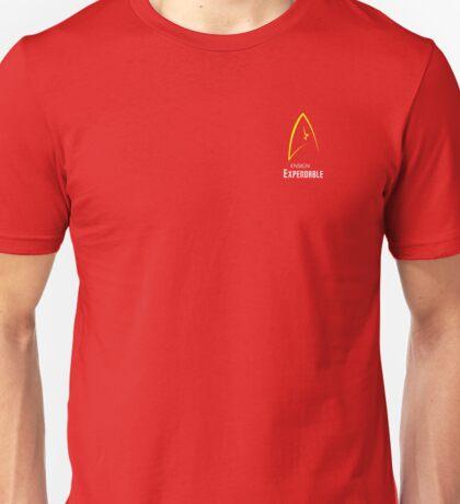 Star Trek: Redshirt Unisex T-Shirt