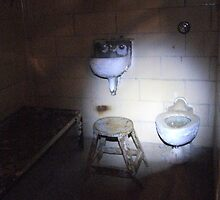 the necessities, Ohio State Reformatory ~ Mansfield, Ohio by Hope A. Burger