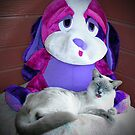 Nala and Friend :p by Tanya Rossi