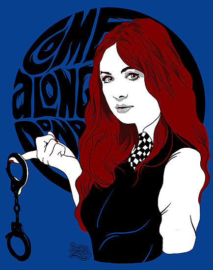 Come Along Pond Poster by zerobriant