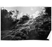 Cudgewa Falls, North East Victoria Poster