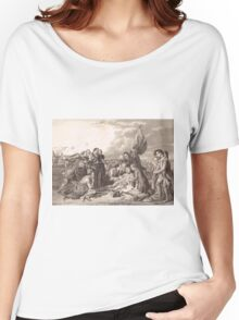 Death of General Wolfe 1759 Women's Relaxed Fit T-Shirt