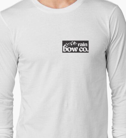 Rain Bow Co. - Mountains Long Sleeve T-Shirt