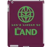 The Land iPad Case/Skin