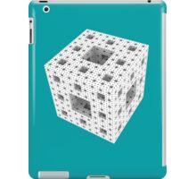 Menger Sponge iPad Case/Skin