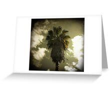 palm thursday Greeting Card