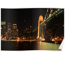 The Dawes Point Park  Poster