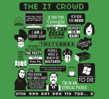The IT Crowd Quotes