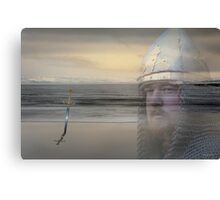 The Sword Canvas Print