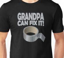 Funny - Grandpa Can Fix It! Unisex T-Shirt