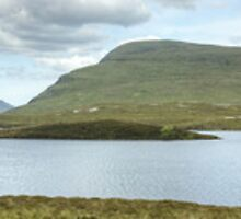 The Edge Of Assynt by VoluntaryRanger