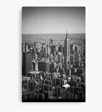 Midtown Manhattan Canvas Print
