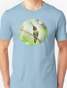 Hummingbird Looking for Love T-Shirt