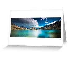 ∞ Moke Lake ∞  - The Emerald Lake - Greeting Card