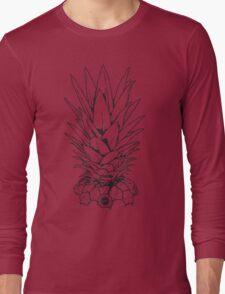 Pineapple Top Long Sleeve T-Shirt