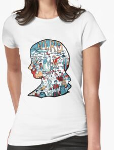 Nerd Girls: Set Phasers to Stunning T-Shirt