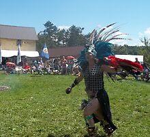 Aztec Indians by Leah wilson