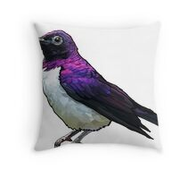 A Shade of Nature Throw Pillow