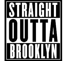 Straight Outta Brooklyn (Brooklyn, New York) Photographic Print