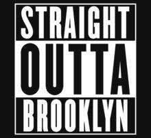 Straight Outta Brooklyn (Brooklyn, New York) by tshiart