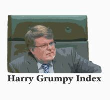 Harry Grumpy Index by wolfcat