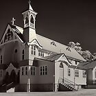 Country Church by Kym Howard