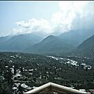 NAGGAR TOWN VIEW by manumint