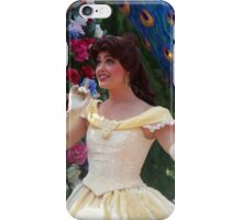 Beauty But Funny Girl iPhone Case/Skin