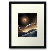 Wayfarer Framed Print